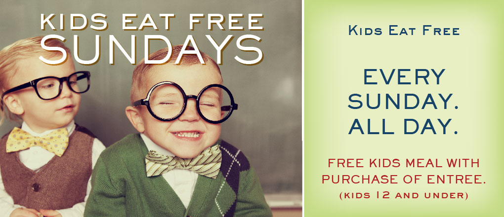 Naples Damico and Sons Kids Eat Free Sunday