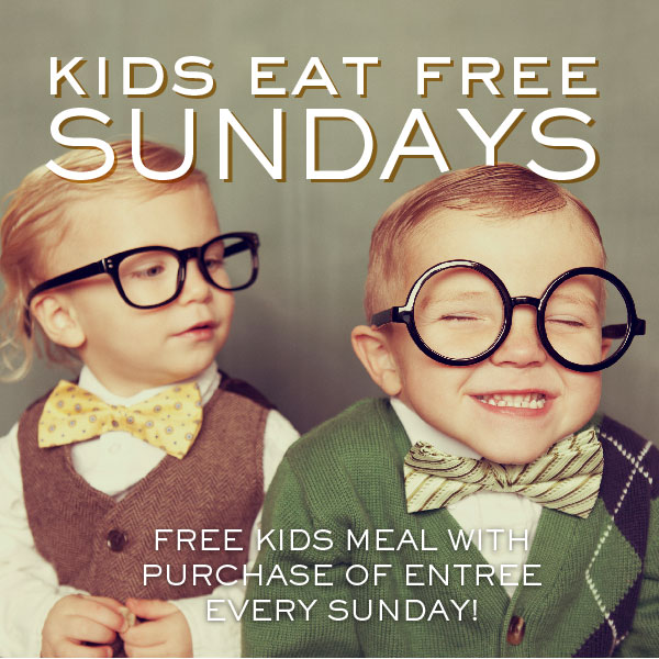 Naples Damico and sons promotions kids eat freeNaples Damico and sons promotions kids eat free